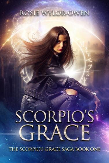 Scorpio's Grace Front Cover