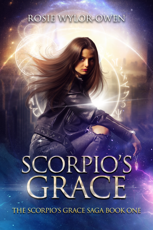 Scorpio's Grace Front Cover.png