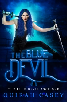 THE BLUE DEVIL BOOK ONE